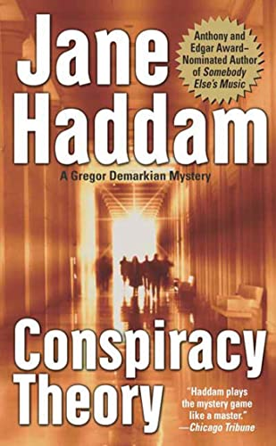 Conspiracy Theory: A Gregor Demarkian Novel (Gregor: Haddam, Jane
