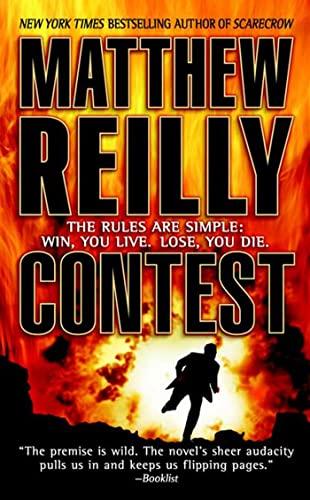 9780312990046: Contest