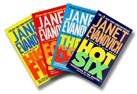 Three to Get Deadly/Four to Score/High Five/Hot Six (Stephanie Plum Series 3-6): ...