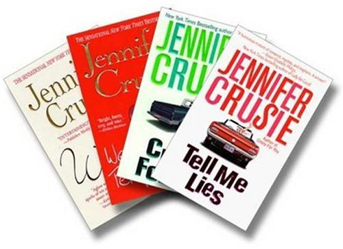 9780312990251: Jennifer Crusie Four-Book Set: Tell Me Lies, Crazy for You, Welcome to Temptation, Fast Women