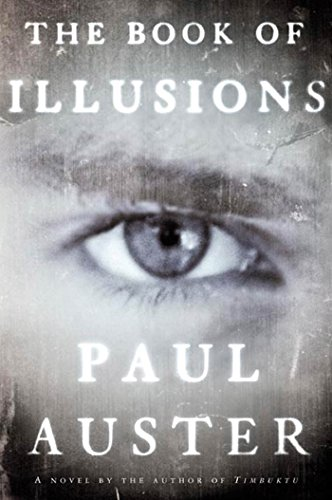 the book of illusions: Paul Auster