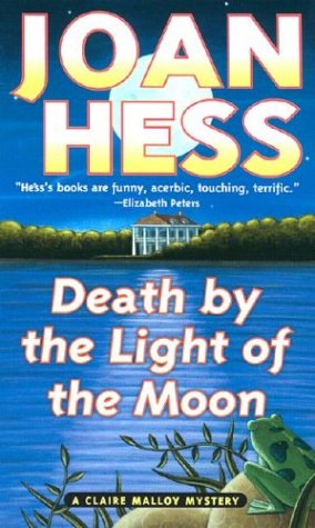 Death by the Light of the Moon: Hess, Joan