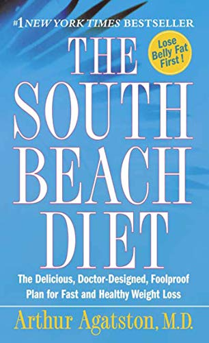 9780312991197: The South Beach Diet: The Delicious, Doctor-Designed, Foolproof Plan for Fast and Healthy Weight Loss