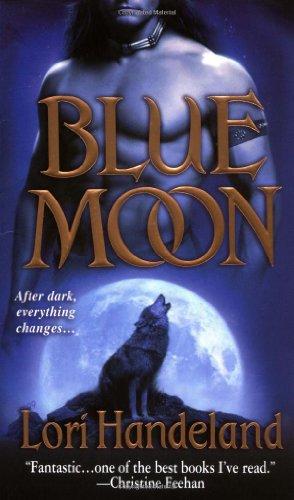 9780312991340: Blue Moon (Nightcreature, Book 1)