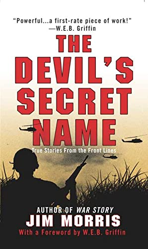 The Devil's Secret Name: Morris, Jim