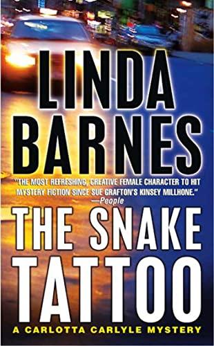 9780312993559: The Snake Tattoo (Carlotta Carlyle Mysteries)