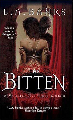 The Bitten (Vampire Huntress Legends)