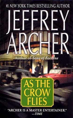 9780312997113: As the Crow Flies