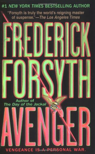 Avenger: Frederick Forsyth