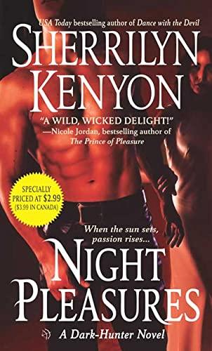 9780312998363: Night Pleasures (Dark-Hunter, Book 2)