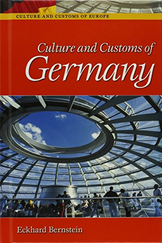 9780313039430: Culture And Customs Of Germany (Culture and Customs of Europe)