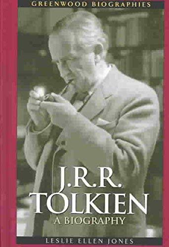 9780313039492: J.R.R. Tolkien (Greenwood Biographies)