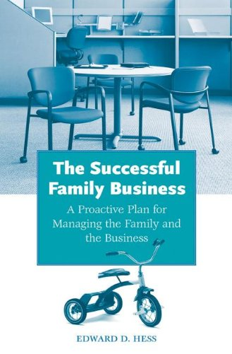 9780313056291: Successful Family Business: A Proactive Plan for Managing the Family and the Business (Non-Series)