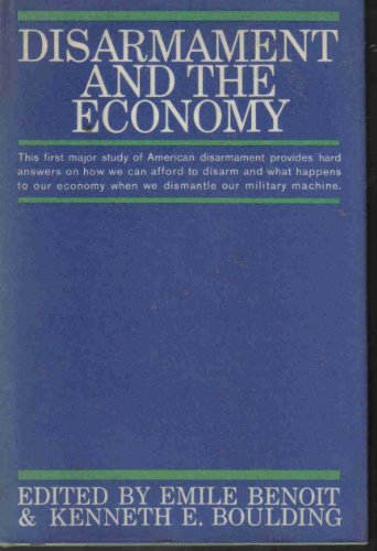 9780313200762: Disarmament and the Economy