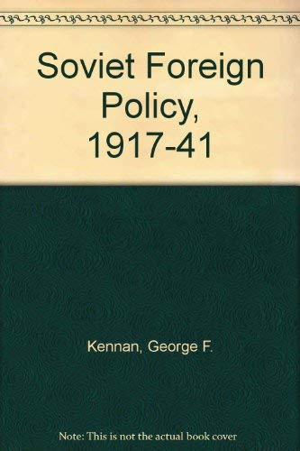 9780313203558: Soviet Foreign Policy: 1917-1941