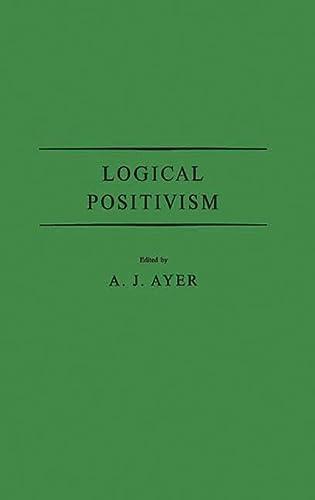9780313204623: Logical Positivism.