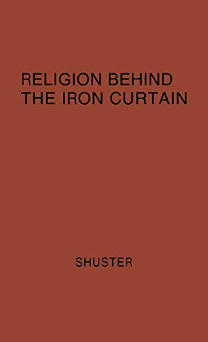 9780313206344: Religion Behind the Iron Curtain