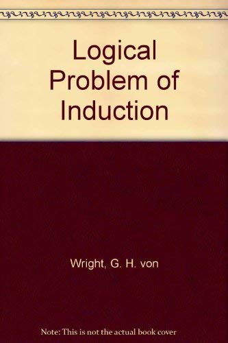 9780313208300: Logical Problem of Induction