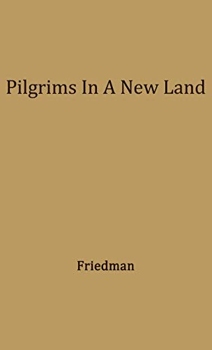 9780313208775: Pilgrims in a New Land