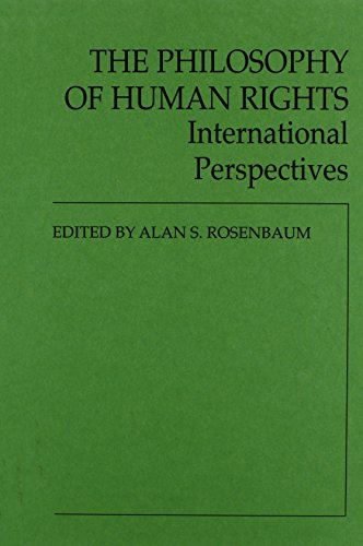 9780313209857: The Philosophy of Human Rights: International Perspectives (Contributions in Philosophy)