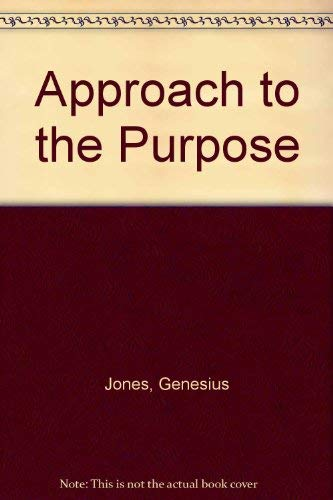 9780313209888: Approach to the Purpose: A Study of the Poetry of T.S.Eliot
