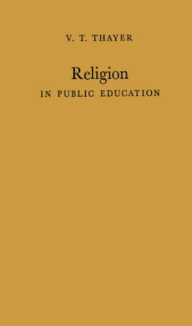 9780313212123: Religion in Public Education: