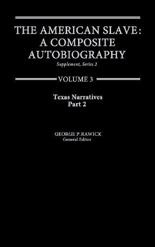 9780313214233: The American Slave: A Composite Autobiography, Supplement, Series 2 (10 Volume Set)