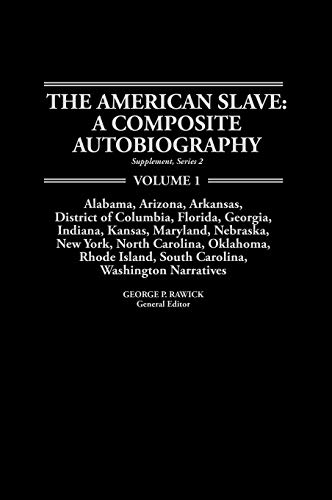 9780313219795: The American Slave