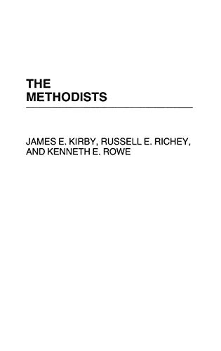 9780313220487: The Methodists (Denominations in America)
