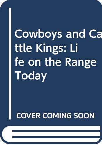 9780313224720: Cowboys and Cattle Kings