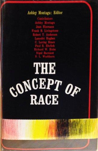 9780313227219: The Concept of Race.