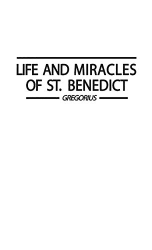 9780313227660: Life and Miracles of St. Benedict (Book Two of the Dialogues).