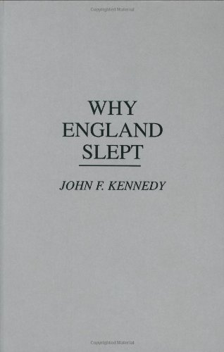 9780313228742: Why England Slept