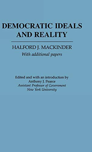 9780313231506: Democratic Ideals and Reality