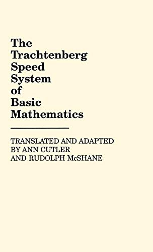 9780313232008: The Trachtenberg Speed System of Basic Mathematics