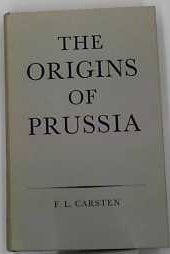 9780313232206: The Origins of Prussia