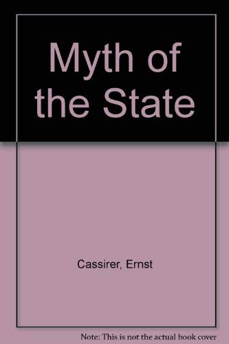 9780313237904: The Myth of the State.