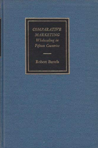 9780313238383: Comparative Marketing: Wholesaling in Fifteen Countries