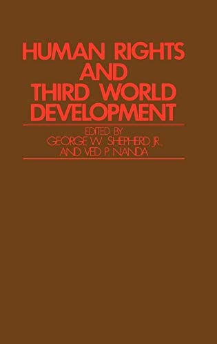 9780313242762: Human Rights and Third World Development: (Studies in Human Rights)