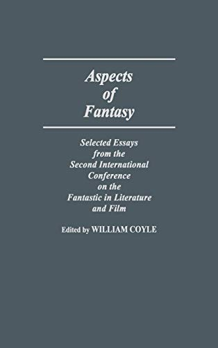 9780313246081: Aspects of Fantasy: Selected Essays from the Second International Conference on the Fantastic in Literature and Film (Contributions to the Study of Science Fiction and Fantasy)