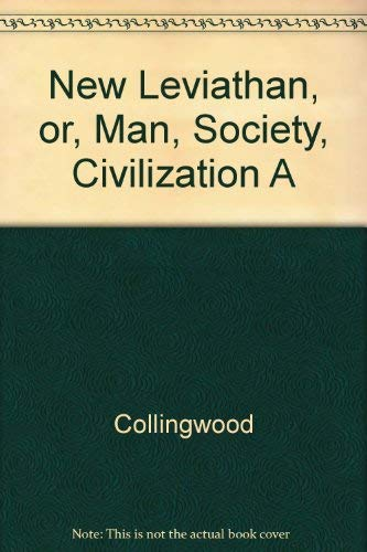 9780313246210: The New Leviathan, or, Man, Society, Civilization and Barbarism