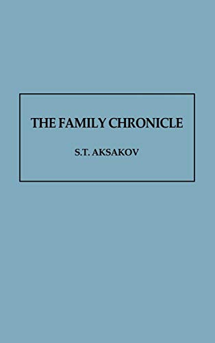 9780313248351: The Family Chronicle