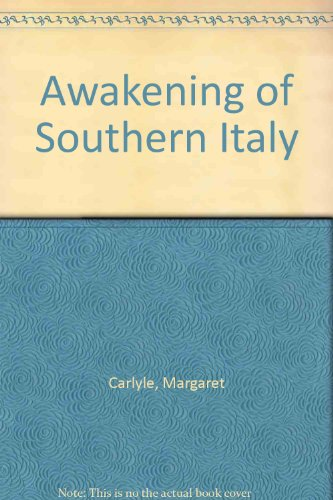9780313250446: The Awakening of Southern Italy