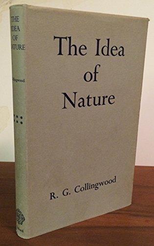 9780313251665: The Idea of Nature