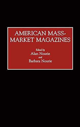9780313252549: American Mass-Market Magazines