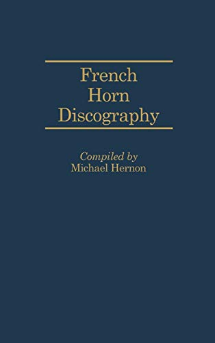 French Horn Discography: Michael Hernon