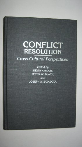 9780313257964: Conflict Resolution