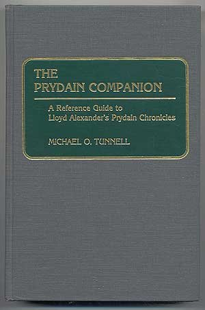 9780313265853: The Prydain Companion: A Reference Guide to Lloyd Alexanders Prydain Chronicles