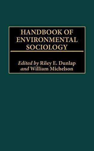 9780313268083: Handbook of Environmental Sociology