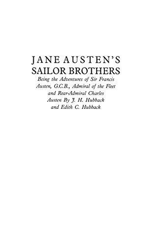 9780313276859: Jane Austen's Sailor Brothers
